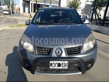 Foto venta Auto usado Renault Sandero Stepway 1.6 Confort (2010) color Gris Oscuro precio $210.000