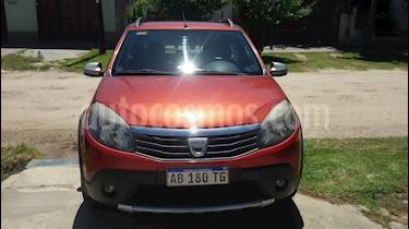 Foto venta Auto usado Renault Sandero Stepway 1.6 Confort (2010) color Rojo Fuego precio $165.000