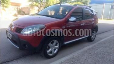 Foto venta Auto usado Renault Sandero Stepway 1.6 Confort (2009) color Rojo precio $198.000