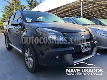 Foto venta Auto Usado Renault Sandero Stepway 1.6 Dynamique (2012) color Negro