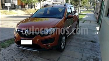 Foto venta Auto usado Renault Sandero Stepway 1.6 Dynamique (2016) color Naranja precio $395.000