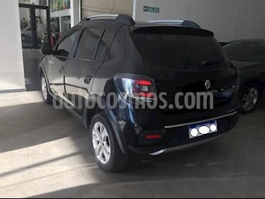 Foto venta Auto usado Renault Sandero Stepway 1.6 Dynamique (2016) color Negro precio $370.000