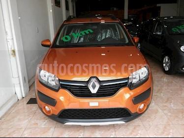 foto Renault Sandero Stepway 1.6 Expression nuevo color Naranja precio $700.000