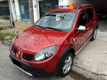 Foto venta Auto Usado Renault Sandero Stepway 1.6 Luxe (2009) color Bordo precio $215.000