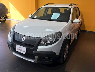 Foto venta Auto usado Renault Sandero Stepway 1.6 Privilege NAV (2013) color Blanco precio $330.000