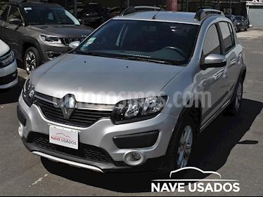 Foto venta Auto usado Renault Sandero Stepway 1.6 Privilege NAV (2015) color Gris precio $375.000