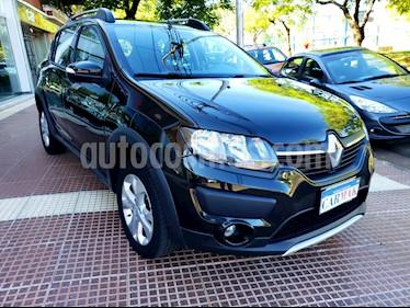 Foto venta Auto usado Renault Sandero Stepway 1.6 Privilege NAV (2015) color Negro precio $419.990