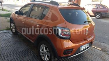 Foto venta Auto usado Renault Sandero Stepway 1.6 Privilege NAV (2018) color Bronce precio $498.000