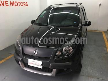 Renault Sandero Stepway 1.6 Privilege NAV usado (2013) color Negro precio $501.000