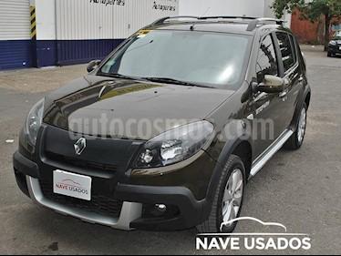 Foto venta Auto usado Renault Sandero Stepway 1.6 Privilege NAV (2014) color Verde precio $335.000