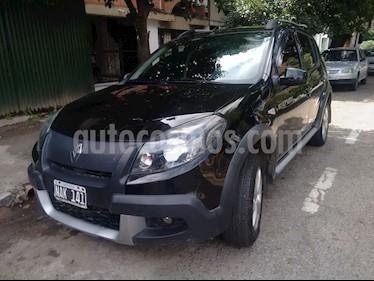 Renault Sandero Stepway 1.6 Privilege NAV usado (2013) color Negro precio $270.000