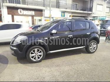 Foto Renault Sandero Stepway 1.6 Privilege usado (2013) color Negro precio $270.000