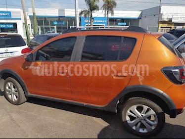 Foto venta Auto usado Renault Sandero Stepway 1.6 Privilege (2015) color Naranja precio $475.000