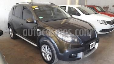Foto venta Auto usado Renault Sandero Stepway 1.6 Privilege (2014) color Verde precio $335.000