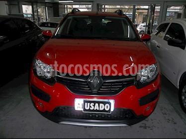 Foto venta Auto usado Renault Sandero Stepway 1.6 Privilege (2017) color Rojo Fuego precio $514.000