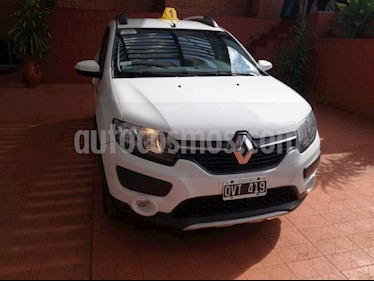 Foto venta Auto usado Renault Sandero Stepway 1.6 Privilege (2015) color Blanco precio $395.000