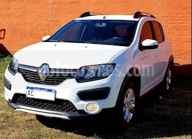 Foto venta Auto usado Renault Sandero Stepway 1.6 Privilege (2018) color Blanco precio $520.000