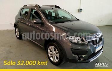 Foto venta Auto usado Renault Sandero Stepway 1.6 Privilege (2016) color Gris Oscuro precio $515.000