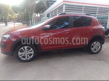 Foto venta Auto usado Renault Sandero Stepway 1.6 Privilege (2015) color Rojo precio $379.000