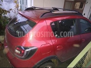 Renault Sandero Stepway 1.6 Privilege usado (2016) color Rojo Vivo precio $435.000