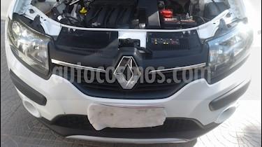 Foto Renault Sandero Stepway 1.6 Privilege usado (2016) color Blanco precio $400.000