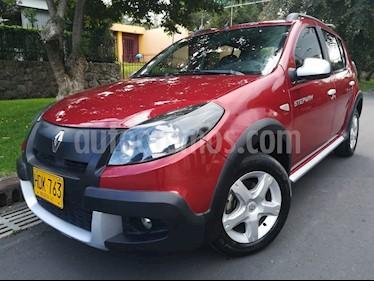 Foto venta Carro Usado Renault Sandero Stepway 1.6L Full  (2014) color Rojo precio $32.400.000