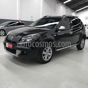 Foto Renault Sandero Stepway 1.6L Privilege usado (2013) color Negro precio $451.895