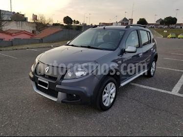 Foto venta Auto usado Renault Sandero Stepway 1.6L Privilege (2011) color Gris Oscuro precio $300.000