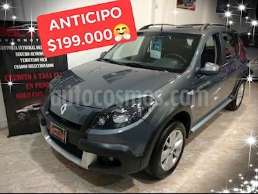 Foto venta Auto usado Renault Sandero Stepway 1.6L Privilege (2014) color Gris Oscuro precio $199.000