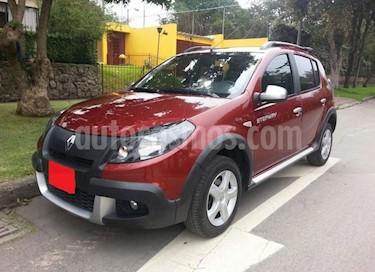 Foto venta Carro usado Renault Sandero Stepway 1.6L (2013) color Rojo precio $18.000.000