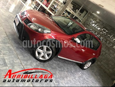 Renault Sandero Stepway 1.6 Confort usado (2011) color Rojo Fuego precio $480.000