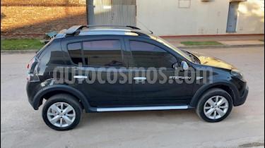 Renault Sandero Stepway 1.6L Privilege usado (2013) color Negro precio $460.000