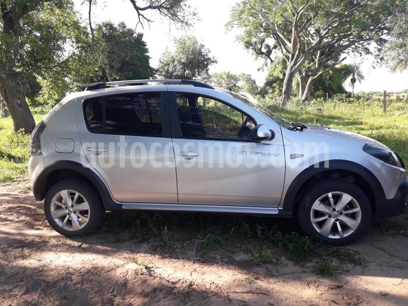Renault Sandero Stepway 1.6 Privilege usado (2013) color Plata precio $690.000