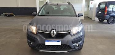 Renault Sandero Stepway 1.6 Privilege usado (2016) color Azul Celeste precio $700.000