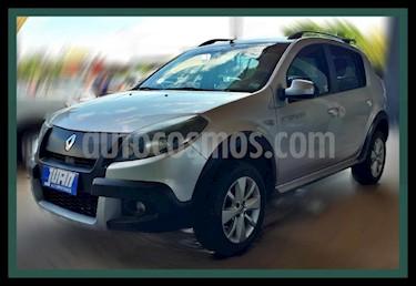 Renault Sandero Stepway 1.6 Luxe usado (2012) color Gris Claro precio $885.000