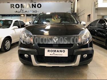Renault Sandero Stepway 1.6 Dynamique usado (2012) color Negro Nacre precio $440.000