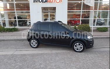 Renault Sandero Stepway 1.6 Dynamique usado (2015) color Negro Nacre precio $480.000