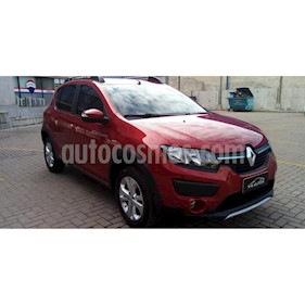 Renault Sandero Stepway 1.6 Privilege usado (2018) color Rojo precio $900.000
