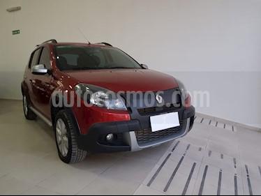Renault Sandero Stepway 1.6 Dynamique usado (2011) color Rojo precio $510.000