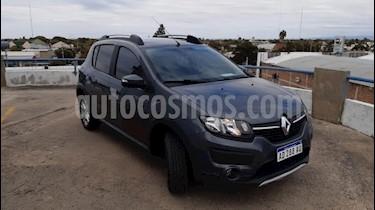 Renault Sandero Stepway 1.6 Privilege usado (2018) color Gris Oscuro precio $850.000