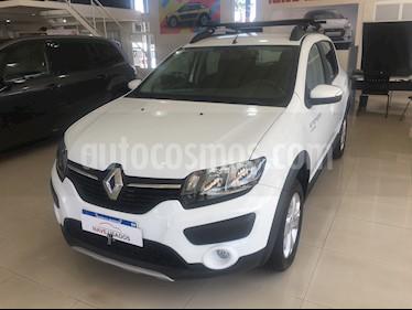 Renault Sandero Stepway Volcom Edicion Limitada usado (2019) color Blanco precio $880.000