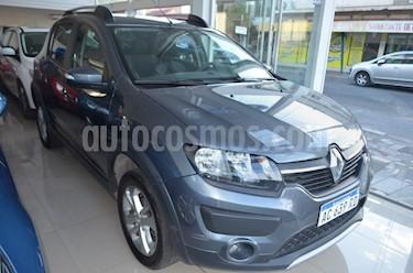 Renault Sandero Stepway 1.6 Privilege usado (2018) color Azul precio $698.000