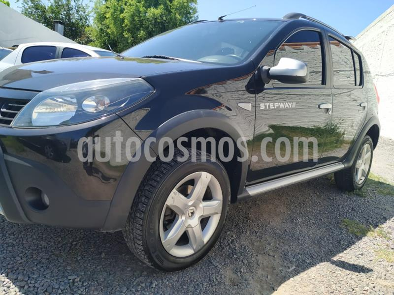 Renault Sandero Stepway 1.6 Luxe usado (2011) color Negro precio $485.000