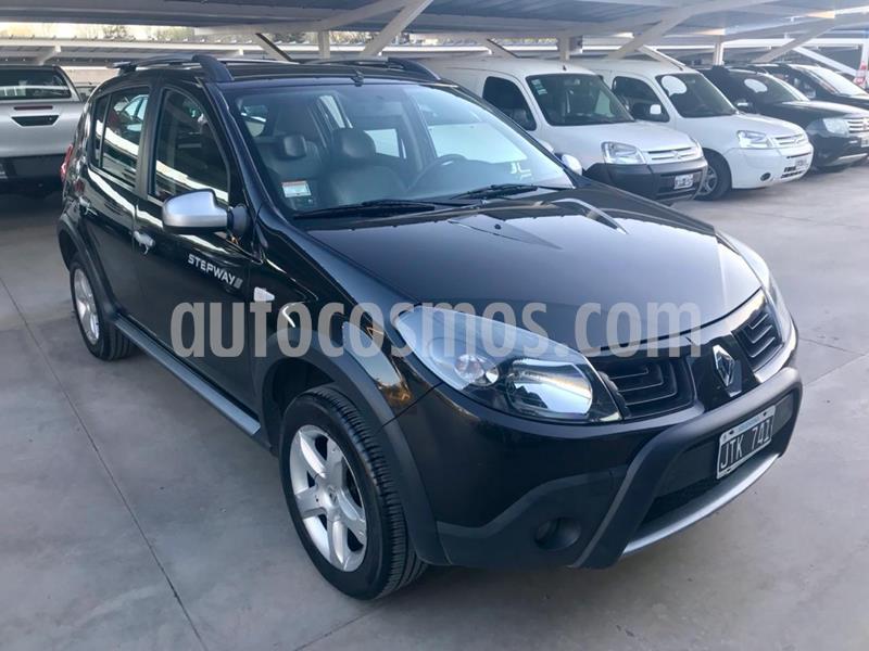 Renault Sandero Stepway 1.6 Luxe usado (2011) color Negro precio $520.000