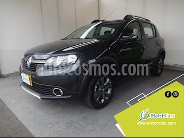 Renault Sandero Stepway Dynamique  usado (2019) color Gris Acero precio $38.990.000