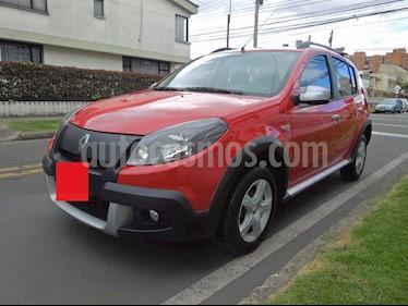 Renault Sandero Stepway 1.6L Full  usado (2013) color Rojo precio $18.000.000