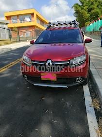 Renault Sandero Stepway Expression usado (2018) color Rojo precio $35.500
