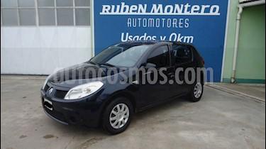 Foto venta Auto usado Renault Sandero - (2011) color Azul precio $190.000