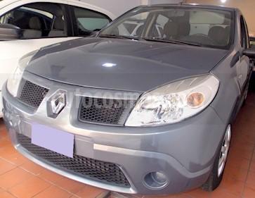 Foto venta Auto usado Renault Sandero 1.5 dCi Confort (2009) color Gris precio $189.500