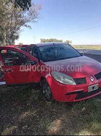 Foto venta Auto usado Renault Sandero 1.5 dCi Confort (2008) color Rojo Vivo precio $190.000